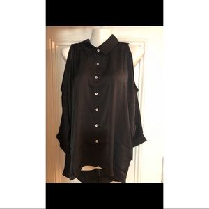 Black forever 21 blouse